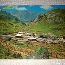 Postales: TARJETA POSTAL DE CANDANCHU ALTO DE ARAGÓN HUESCA. Lote 131076133
