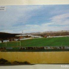 Postales: POSTAL FUTBOL ALCORISA -CAMPO JOSE ROCA. Lote 131958974