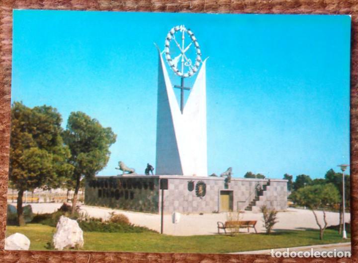 ZARAGOZA - MONUMENTO A LA LEGION (Postales - España - Aragón Moderna (desde 1.940))