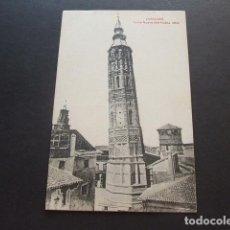 Postales: ZARAGOZA TORRE NUEVA DERRIBADA 1893. Lote 132521154