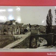 Postales: MORA DE RUBIELOS. PUENTE VIEJO. Lote 133318214