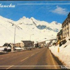 Postales: 28 - CANDANCHU (HUESCA).- URBANIZACION Y PISTAS DEL TOBAZO. Lote 133909906