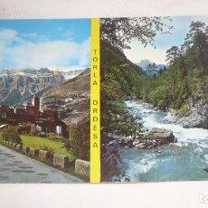 Postales: TORLA ORDESA POSTAL DEL AÑO 1970. Lote 134081910