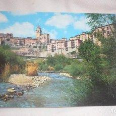 Postales: ALBARRACIN POSTAL AÑOS 70.... Lote 134082826