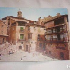 Postales: ALBARRACIN POSTAL AÑOS 70...(TERUEL). Lote 134083498