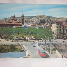 Postales: CALATAYUD POSTAL AÑOS 70...(ZARAGOZA). Lote 134083770