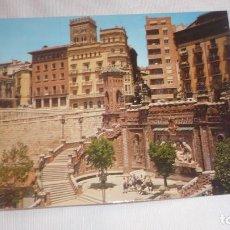 Postales: TERUEL POSTAL AÑOS 70.... Lote 134084490
