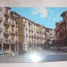 Postales: TERUEL POSTAL AÑOS 70.... Lote 134084918