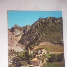 Postales: MONASTERIO DE SANTA MARIA DE OBARRA POSTAL (HUESCA); AÑOS 70. Lote 134085546