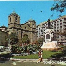 Postales: ZARAGOZA - 1027 MONUMENTO A AGUSTINA DE ARAGÓN. Lote 134092006