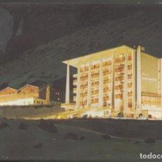 Postales: 39- CANDANCHU- ESTACION INVERNAL- CONJUNTO DE HOTELES (NOCTURNA). Lote 134181494