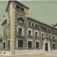 Postales: 120539 CATALUNYA BARCELONA PROVINCIA VALLES ORIENTAL LLINAS LLINARS DEL VALLES EDIFICIO CAJA PENSION. Lote 134410158