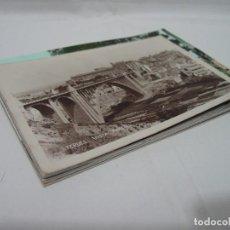 Postales: LOTE POSTALES-TERUEL Y PROVINCIA-AÑOS 40-50-60-70.-CALAMOCHA-ALBARRACÍN-TAMBIEN VENTA SUELTAS. Lote 134446738
