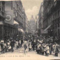Postkarten - ZARAGOZA.- CALLE DE DON ALFONSO - 135098066