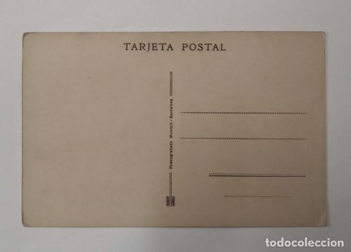 Postales: Benabarre Ribagorza Huesca Aragón Lote de 4 postales antiguas de Benabarre - Foto 8 - 135221414