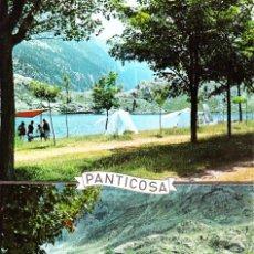 Postales: PANTICOSA - PIRINEO ARAGONES (HUESCA) -ASPECTOS DEL LAGO- (PEÑARROYA Nº 44) SIN CIRCULAR / P-4961. Lote 135440510