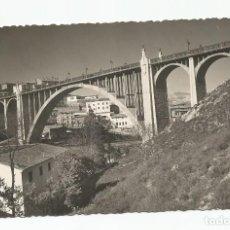 Postales: TERUEL - VIADUCTO - Nº 6 ED. POSTALES VICTORIA, FOTO SICILIA. Lote 135488706