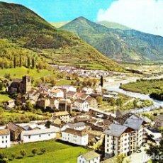 Postales: BROTO (HUESCA) -VISTA GENERAL- (EDICIONES SICILIA Nº 35) SIN CIRCULAR / P-4986. Lote 135821294