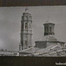 Postales: VALDEALGORFA - TORREONES Y CAPILLA - (53.411). Lote 136504958