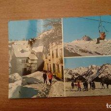 Postales: POSTAL SALLENT DE GALLEGO (ESTACION INVERNAL ) SIN CIRCULAR. Lote 136513862