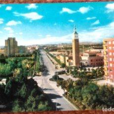 Postales: ZARAGOZA - FERIA DE MUESTRAS. Lote 136564490