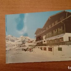 Postales: POSTAL CANFRANC CANDANCHU HOTEL CANDANCHU SIN CIRCULAR. Lote 136816750