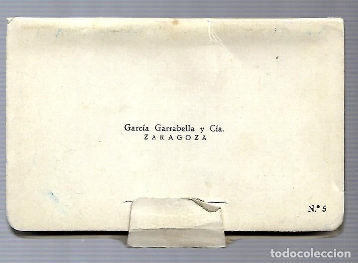 Postales: BLOC DE 10 FOTOGRAFIAS ANTIGUAS DE LA BASILICA DEL PILAR - ZARAGOZA FOTO- GARCIA GARRABELLA - Foto 5 - 137562954