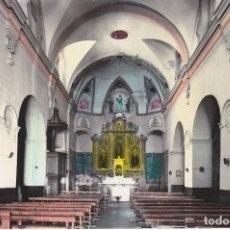 Postales: ARIÑO, ALTAR MAYOR DE EL SALVADOR, TERUEL. Lote 138998794