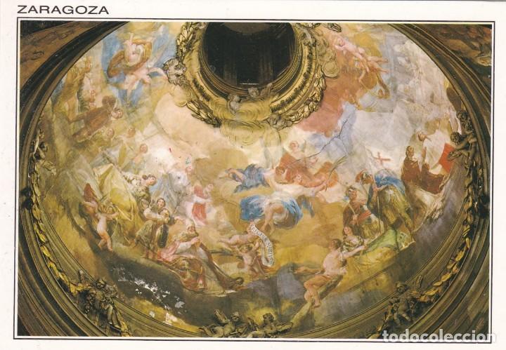 POSTAL BASILICA DEL PILAR. ZARAGOZA (Postales - España - Aragón Moderna (desde 1.940))