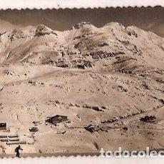 Postales: ANTIGUA POSTAL CANFRANC CANDANCHU 73 VISTA GENERAL DE LOS HOTELES ESCRITA EDICIONES SICILIA. Lote 140052070