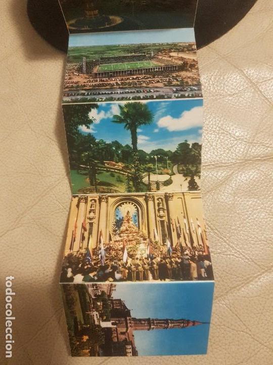 Postales: LIBRO DE POSTALES (DESPLEGABLE, LOTE DE 16 UNIDADES), DE ZARAGOZA, AÑOS 60. - Foto 3 - 140804110