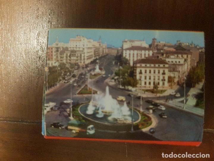 Postales: LIBRO DE POSTALES (DESPLEGABLE, LOTE DE 16 UNIDADES), DE ZARAGOZA, AÑOS 60. - Foto 10 - 140804110