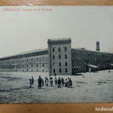 Postkarten - ZARAGOZA CASTILLO ALJAFERIA. THOMAS. PUBLICIDAD REVERSO JABONES LUIS SANZ.. - 140902974