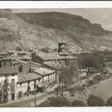 Postales: ALHAMA DE ARAGÓN - VISTA PANORÁMICA Y RÍO JALÓN - Nº 7 ED. SICILIA. Lote 141455338