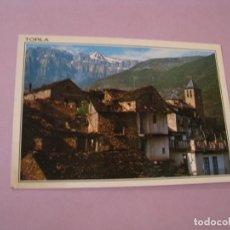 Postales: TORLA (HUESCA). ED. SICILIA.. Lote 142196878