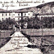 Postales: BAÑOS DE PARACUELLOS DE JILOCA (ZARAGOZA) - VISTA. Lote 143109546