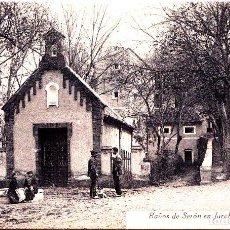 Postales: BAÑOS DE SERON DE JARABA (ZARAGOZA) - LA CAPILLA. Lote 143109694