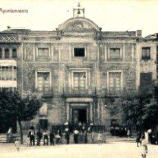 Postales: CASPE (ZARAGOZA) - CASA AYUNTAMIENTO. Lote 143109930
