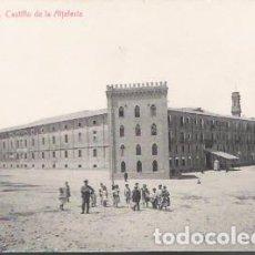 Postales: ZARAGOZA.CASTILLO DE LA ALJAFERÍA.MUY ANTIGUA.CIRCULADA.MUY BIEN CONSERVADA.. Lote 143145998