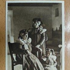 Postkarten - VALLE DE ANSO (Huesca): Ansotanas en traje de fiesta (Foto Camparie num.14) - 144012838