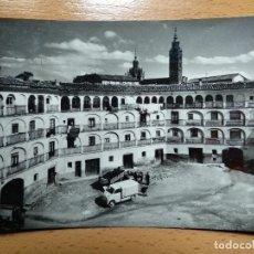 Postales: TARAZONA ZARAGOZA PLAZA DE TOROS VIEJA (EDICIONES L. MONTAÑES 12). Lote 144123738