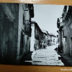 Postales: LUESIA. ZARAGOZA. CALLE JOSE ANTONIO. POSTAL FOTOGRÁFICA.. Lote 144127426