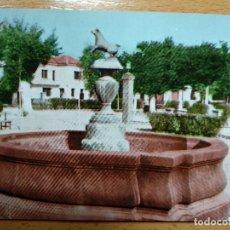 Postales: CARIÑENA. ZARAGOZA. FUENTE DEL TORICO.. Lote 144152426