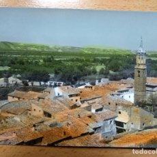Postales: VELILLA DE EBRO, ZARAGOZA. VISTA PANORAMICA. (ED. MONTAÑES Nº3).. Lote 144154726