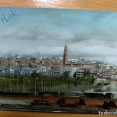 Postales: RICLA (ZARAGOZA): VISTA PARCIAL (LAB.GARVILLA). Lote 144155406