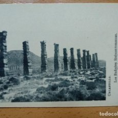Postales: UNCASTILLO - ZARAGOZA. LOS BAÑALES - FOTOTIPIA J. ROIG. Lote 144192830