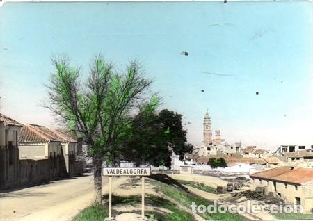 VALDEALGORFA - VISTA PARCIAL (Postales - España - Aragón Moderna (desde 1.940))