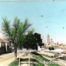 Postales: VALDEALGORFA - VISTA PARCIAL. Lote 145241662