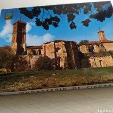 Postales: LIBRO DE 10 POSTALES ACORDEÓN MONASTERIO DE PIEDRA. ZARAGOZA.. Lote 145611224