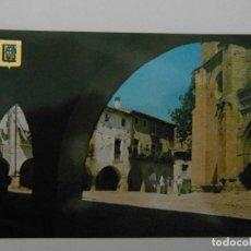 Postales: 3 POSTALES DEL PUEBLO DE MOLINOS. TERUEL. SIN CIRCULAR. Lote 145622758